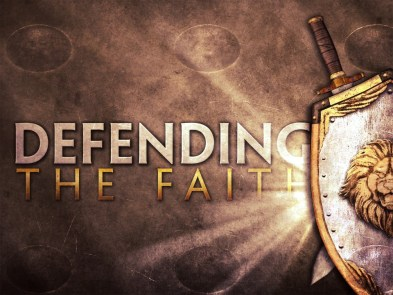 Defending-the-Faith